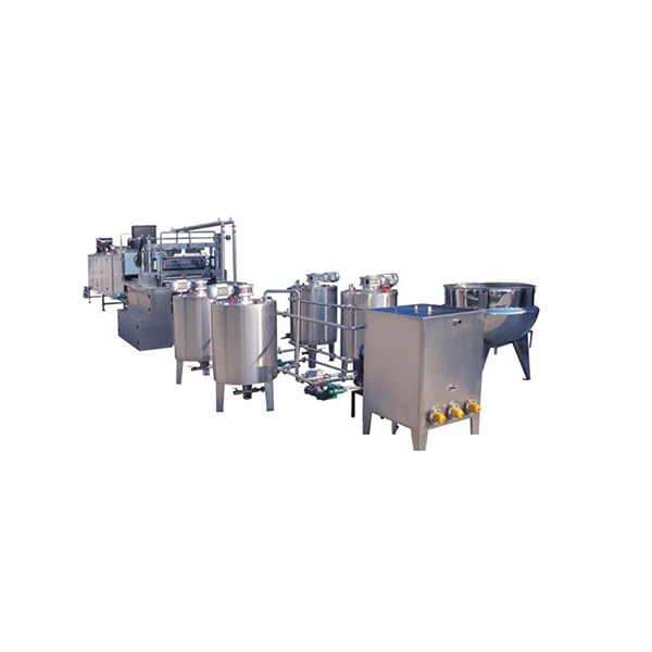 Automatic Gelatin Candy/Pectin Candy/Gummy Jelly Production Line