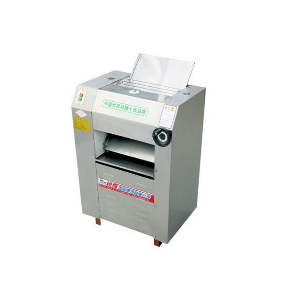 Automatic Stainless Steel Giving Dough Manual Dumpling/Gyoza Wrapper Machine