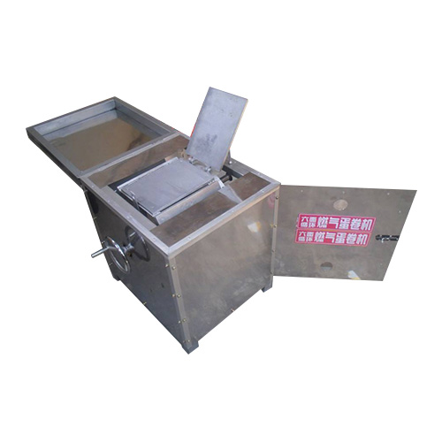 Gas Egg Roll Machine