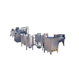 Automatic Gelatin Candy/Pectin Candy/Soft QQ Candy/Gummy Jelly Production Line