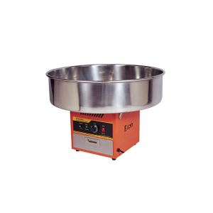 Commercial Stainless Steel Cotton Candy Floss Machine/ Maker