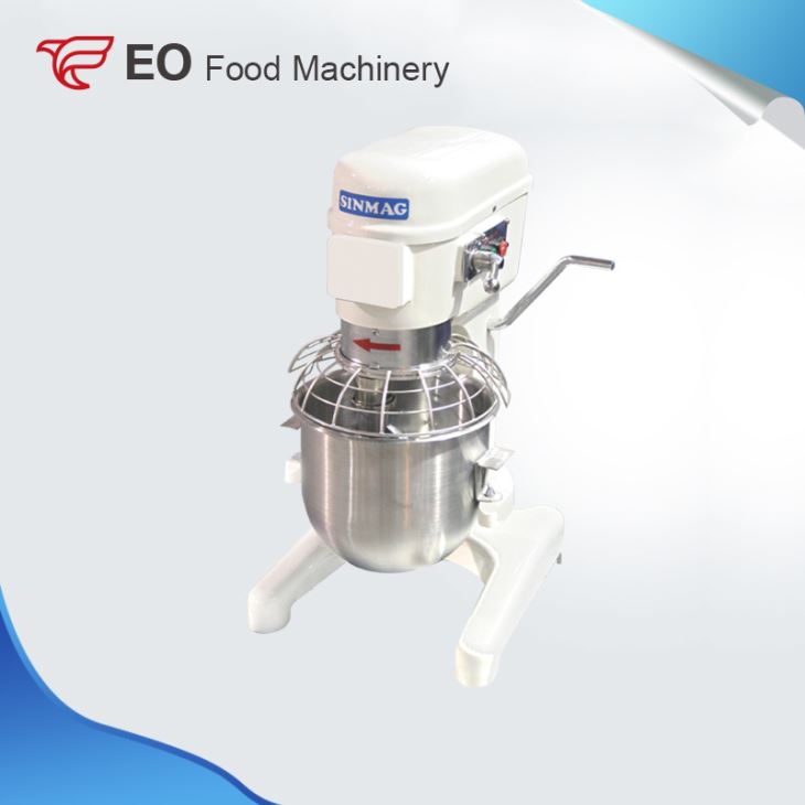 Clutch System Planetary Mixer