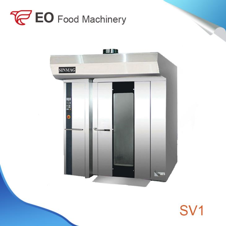 Single Rotary Rack Oven