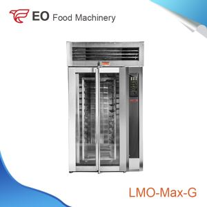 Gas Roll-in Rotating Rack Oven