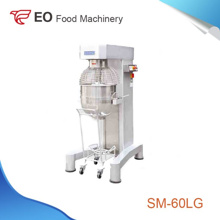 Variable Speed Planetary Mixer