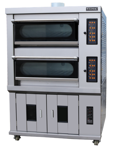 European Style Gas Deck Oven