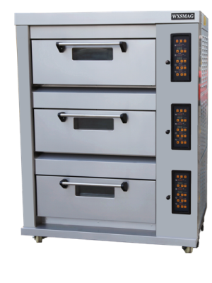 Asian Advanced Electric Deck Oven