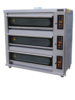 Classical Gas Deck Oven