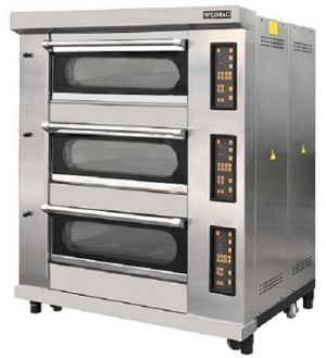 European Style Electric Deck Oven
