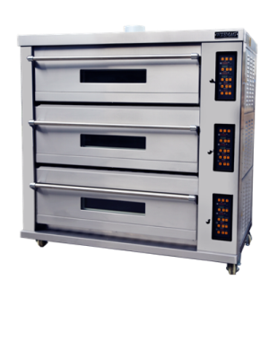High Performance Gas Deck Oven